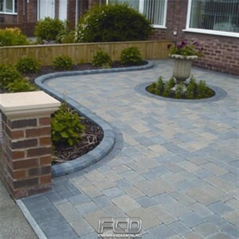 Home Driveway Design Ideas: Paving Gallery