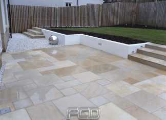 Worsley patio installations