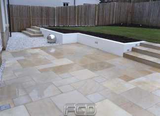 Worsley patio installations