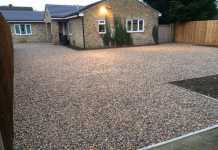 Gravel gallery in Altrincham