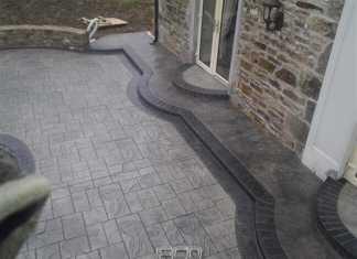 Imprint Concrete Driveways Oldham