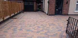 Manchester paving contractors