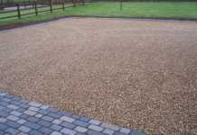 Oldham Gravel Installations