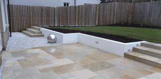 Patio Contractors Oldham