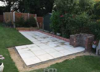 Patio Contractors Altrincham