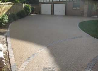 Resin Bond Surface Altrincham