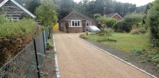 Tar and Chip Driveways Stockport