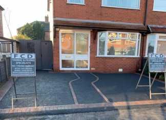 Tarmac Driveway Installation in Oldham, UK