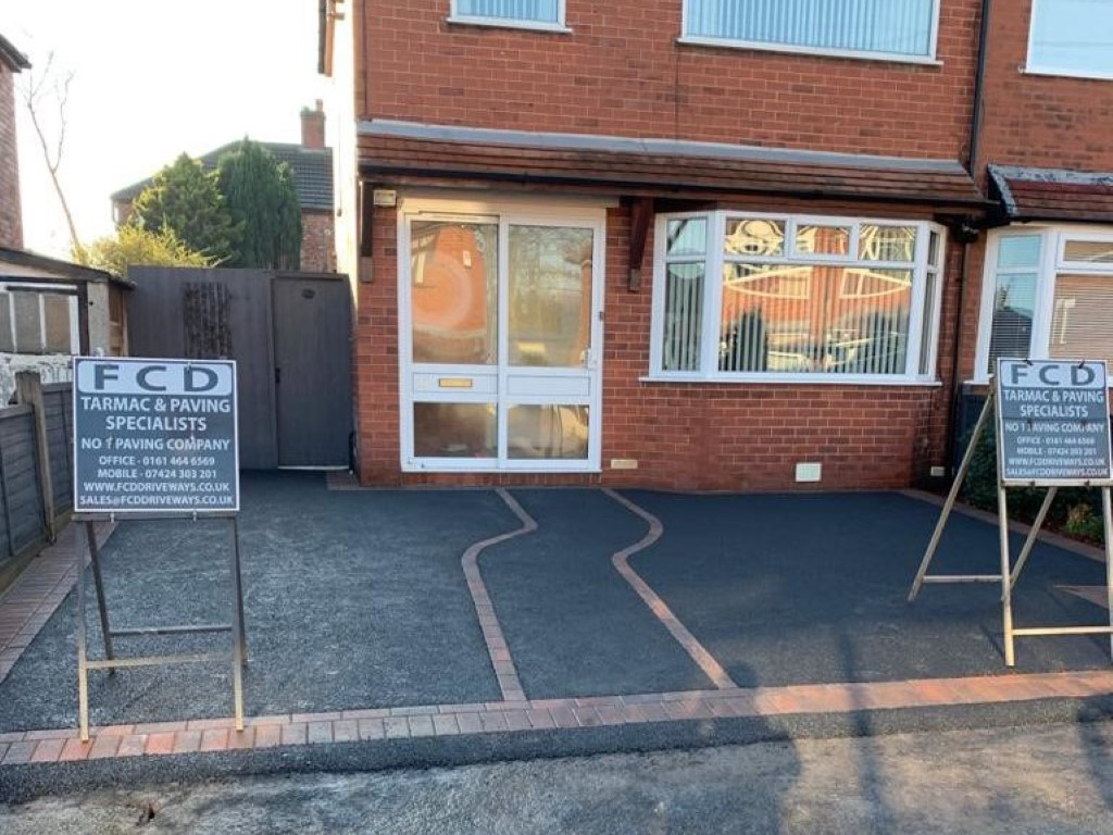 Tarmac Driveway Installation in Oldham, UK